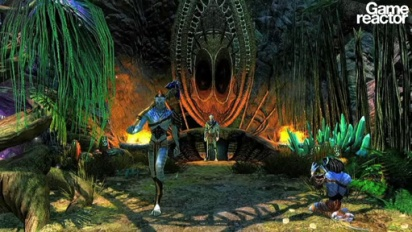 James Cameron's Avatar: The Game - Two Worlds Developer Diary