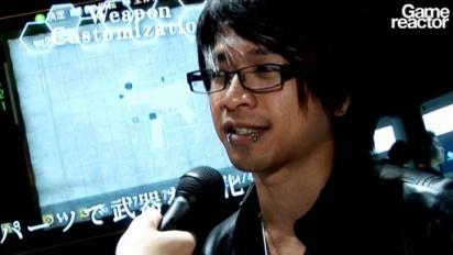 Resonance of Fate interview