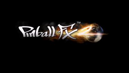 Pinball FX 2 - Steam Launch Trailer