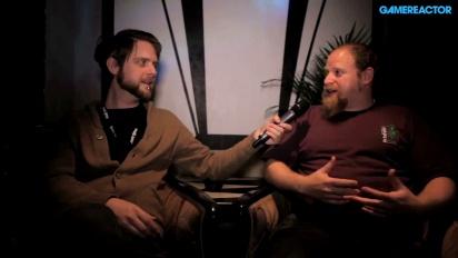 The Walking Dead - Jory Prum-intervju