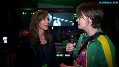 E3 2014: Halo: The Master Chief Collection - Bonnie Ross-intervju