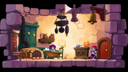 Shantae and the Pirate's Curse - Wii U Trailer