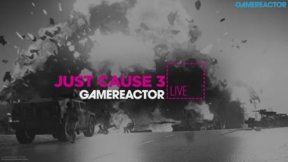 Just Cause 3 - Livestream Replay