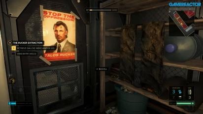 Deus Ex: Mankind Divided Video Preview 3 - Strider och stealth