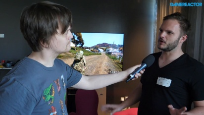 GRTV pratar med teamet bakom DayZ