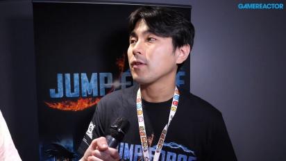 Jump Force - Koji Nakajima intervjuad
