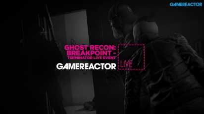 GRTV myser med T800 i Ghost Recon: Breakpoint