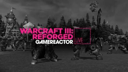 GRTV klämmer på nysläppta Warcraft III: Reforged