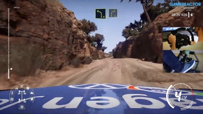 WRC 9 - Rally Guanajuato Mexico Final Version Gameplay
