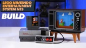 Lego Nintendo Entertainment System - Gamereactor bygger