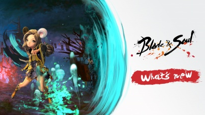 Blade & Soul: Grim Tidings - What's New (Sponsored)