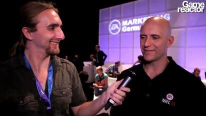 NHL 13 + EA Sports UFC - Intervju