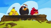 Angry Birds Friends - Mobile Trailer