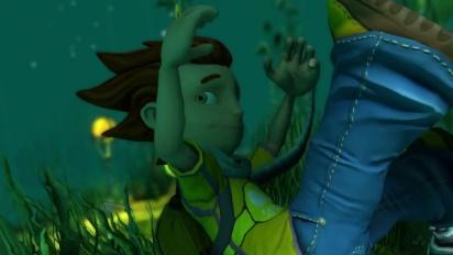 Oliver & Spike: Dimension Jumpers - GDC trailer
