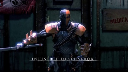 Batman: Arkham Origins - Deathstroke Challange Pack Trailer