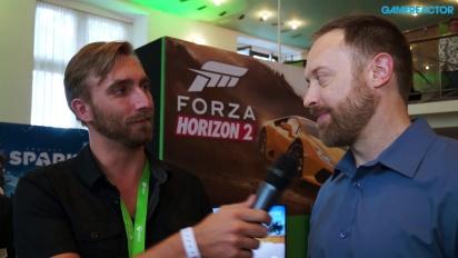 Forza - Dan Greenawalt-intervju