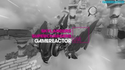 Skylanders Superchargers - Livestream Replay
