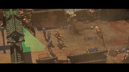 Shadow Tactics: Blades of the Shogun - Release Date Trailer