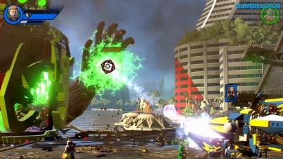 Vi klämmer lite på Lego Marvel Super Heroes 2
