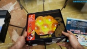 Vi packar upp Dragon Ball FighterZ-presskitet