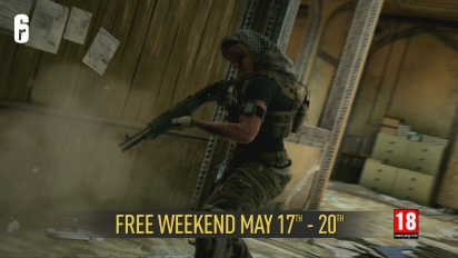 Rainbow Six: Siege - Free Weekend May 17 to 20