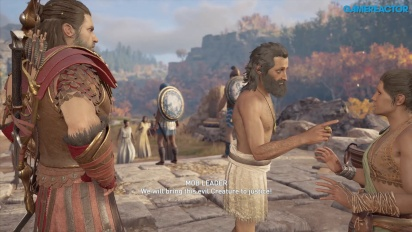 GRTV besöker Lesbos i Assassin's Creed Odyssey