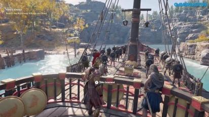 GRTV spelar lite mer av Assassin's Creed Odyssey