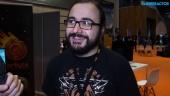 GRTV pratar med Meteorbyte Studios om Woodpunk