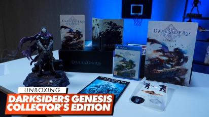 Darksiders Genesis: Nephilim Edition - Vi packar upp