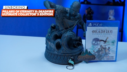 GRTV packar upp Pillars of Eternity 2 - Ultimate Collector's Edition