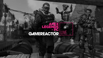 GRTV spelar lite Apex Legends - Battle Royale