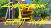 GRTV packar upp Cyberpunk 2077-prylpåse