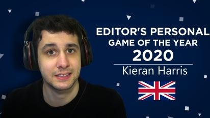 Gamereactor Editor Personal GOTY 2020 - Kieran Harris (UK)