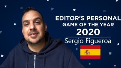 Gamereactor Editor Personal GOTY 2020 - Sergio Figueroa (Spain)