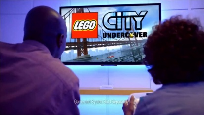 Lego City Undercover - TV Commercial: Disguises