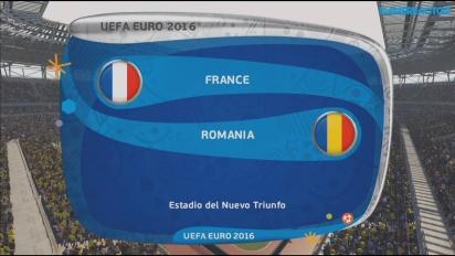 Vi tippar Euro 16 - Frankrike mot Rumänien