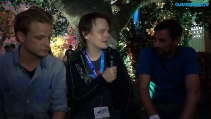 Gamescom 2016 - Dag 1 Statusuppdatering