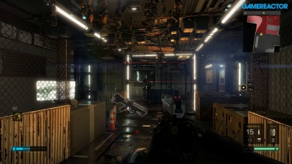 Deus Ex: Mankind Divided - Video-recension/intryck