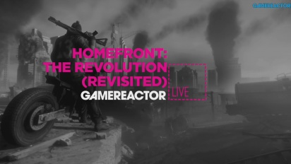 Homefront: The Revolution - Livestream-repris