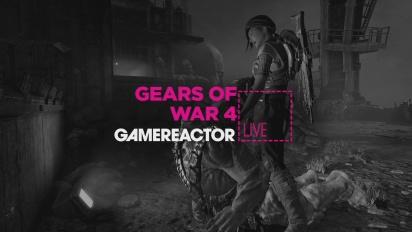 Gears of War 4 - Livestream-repris