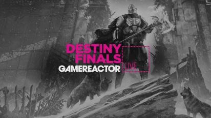 Destiny-finalen - Livestream-repris
