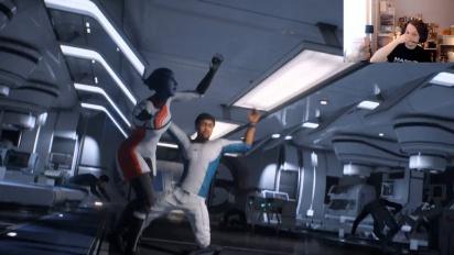 Vi spelar ännu mer Mass Effect: Andromeda