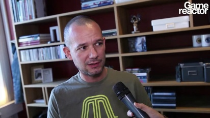 Ubisoft Massive - Managing Director-intervju