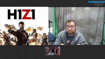 GRTV intervjuar teamet bakom H1Z1