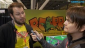 GRTV pratar med teamet bakom Roarr! The Adventures of Rampage Rex
