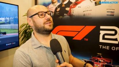 GRTV intervjuar teamet bakom F1 2018