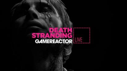 GRTV spelar lite mer av Death Stranding