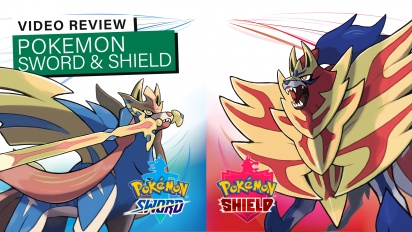 GRTV videorecenserar Pokémon Sword/Shield