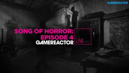 GRTV spelar Song of Horror - Episode 4