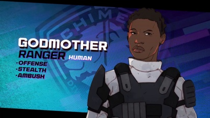 XCOM: Chimera Squad - Agent Profiles: Godmother